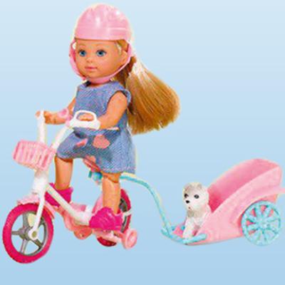 rowerek zprzyczepka